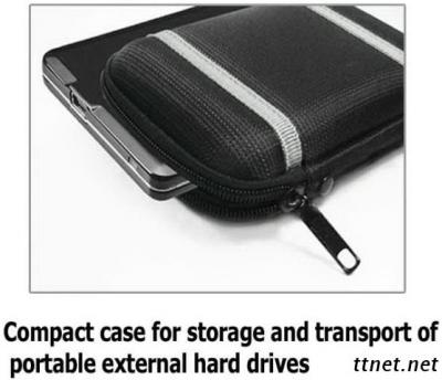 A56KF Portable Hard Disk Case