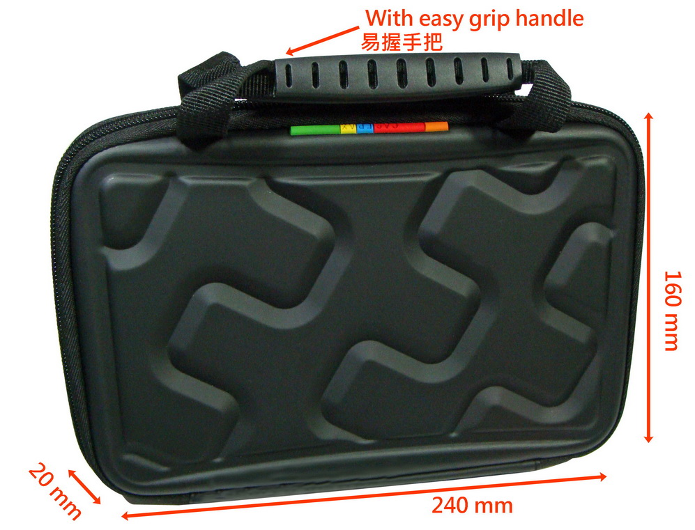 EVA83-8 Rugged EVA Case for up to 8.5'' Tablets