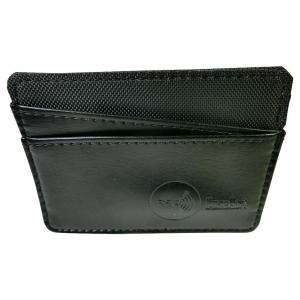 CR01H-PU RFID PU Blocking Credit Card Holders - Horizontal