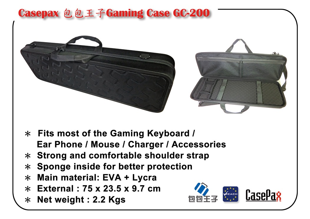 EVA Gaming Case GC-200