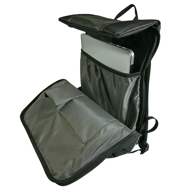 BP-198430-14 Diamond Triangle Backpack 14.1""